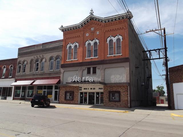 Sierra Theater, Jefferson, Iowa
