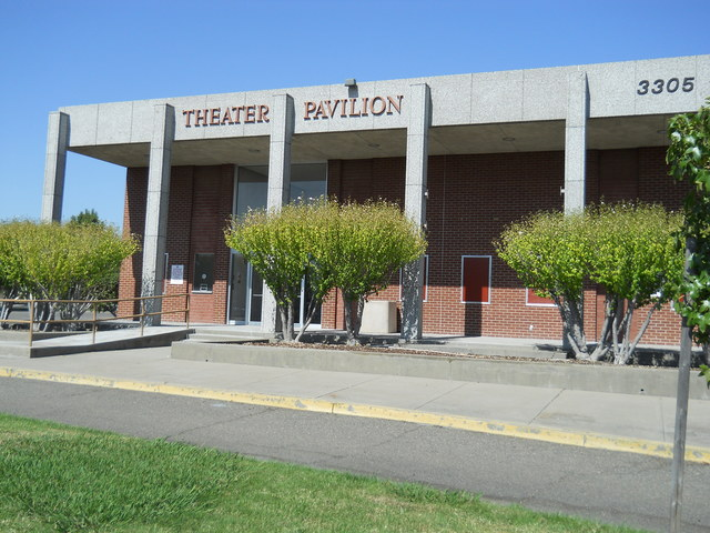 Theater Pavilion front