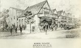 Manor Theatre Sketch