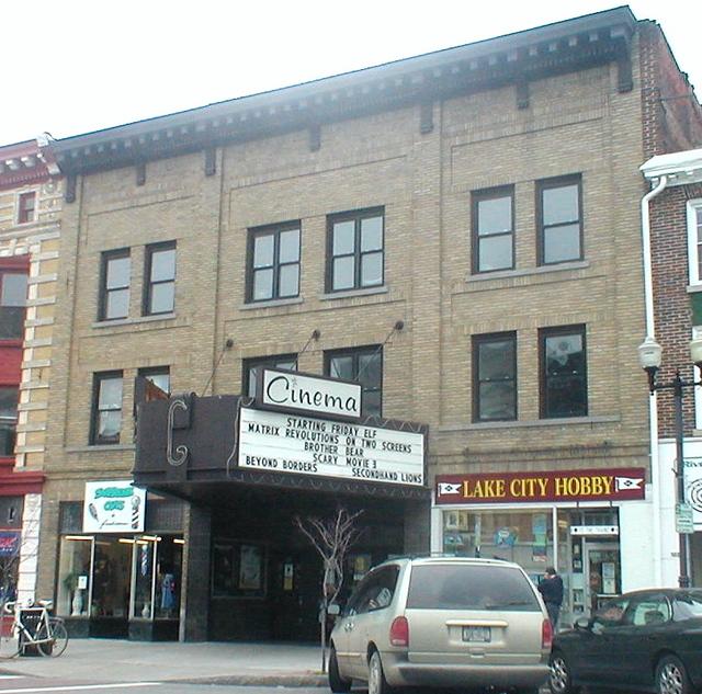 Regent Facade 2011