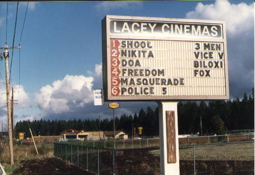Marquee in 1988