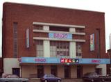 Rose Hill Gaumont exterior, 1998