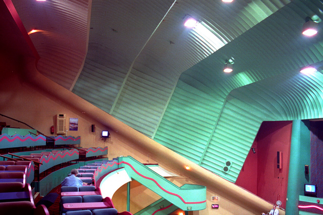 Rose Hill Gaumont interior, 1998