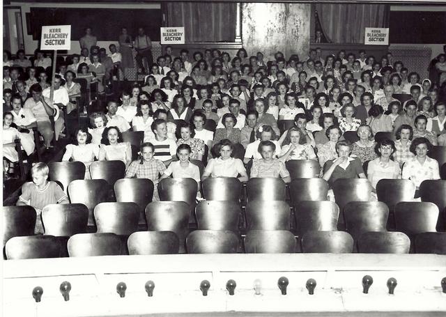 Interior of Paramount Theatre
