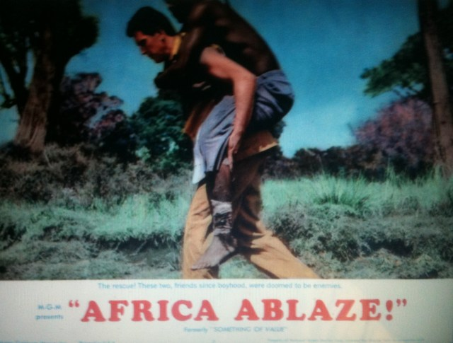 """Something of Value"" (Africa Ablaze!)"