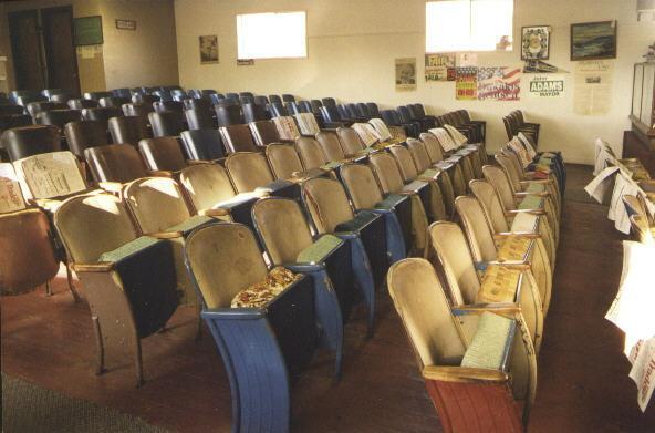 Various seats