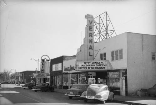 Main and Vernal Theaters