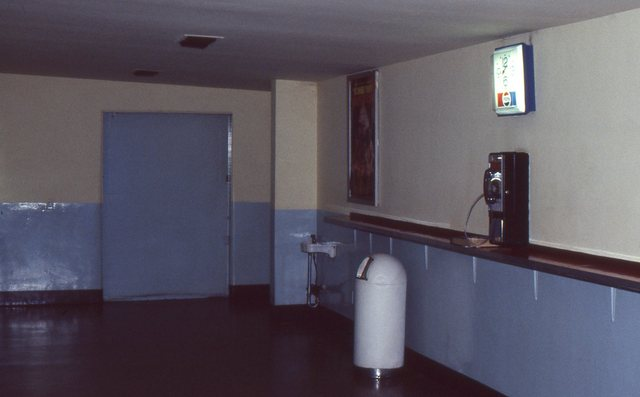 more of inside the snack bar