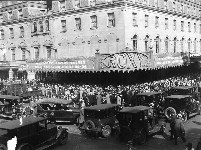 ROXY 1927