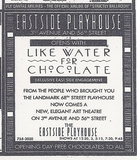 Changes from Eastside Cinema to Eastside Playhouse in April 1993.