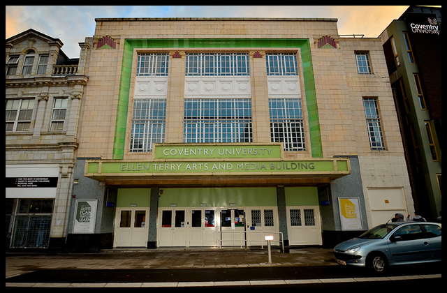 Gaumont Palace / Odeon Coventry