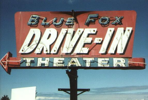 blue fox drivein in oak harbor wa cinema treasures