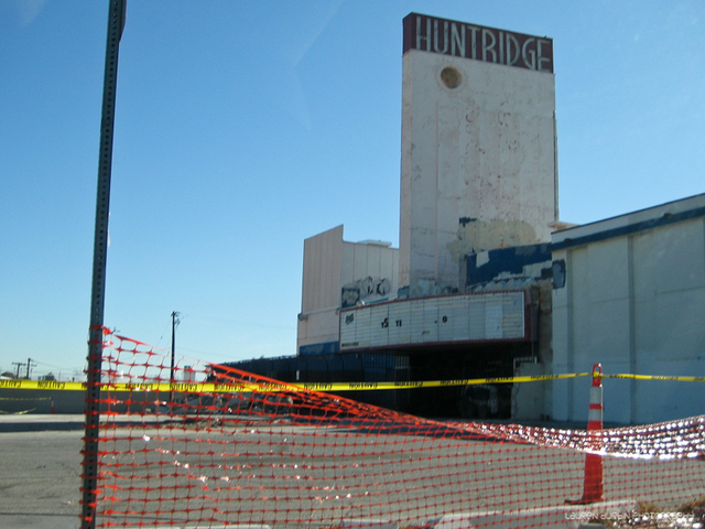 Las Vegas - Huntridge Theater