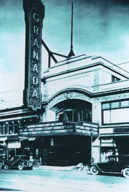 south bend Granada Theatre 1929