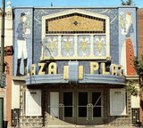 PLAZA Theatre; Lindsborg, Kansas.