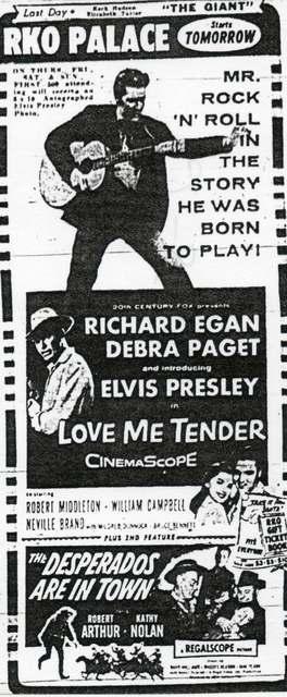 """""""Love Me Tender"""""""
