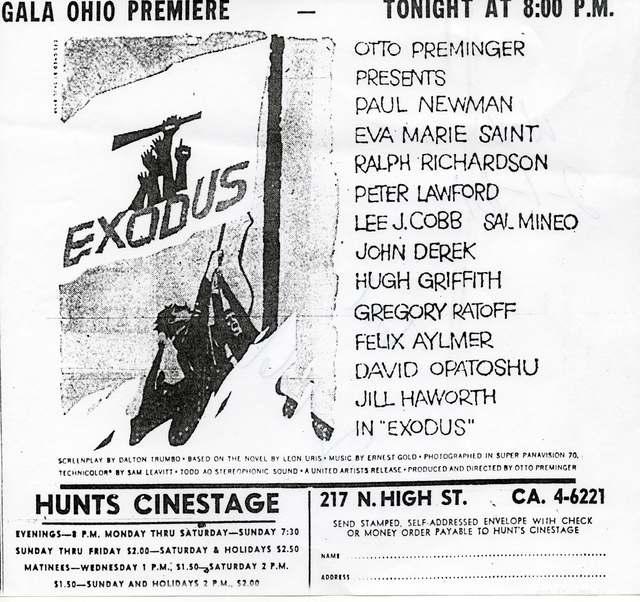 """""""Exodus"""""""