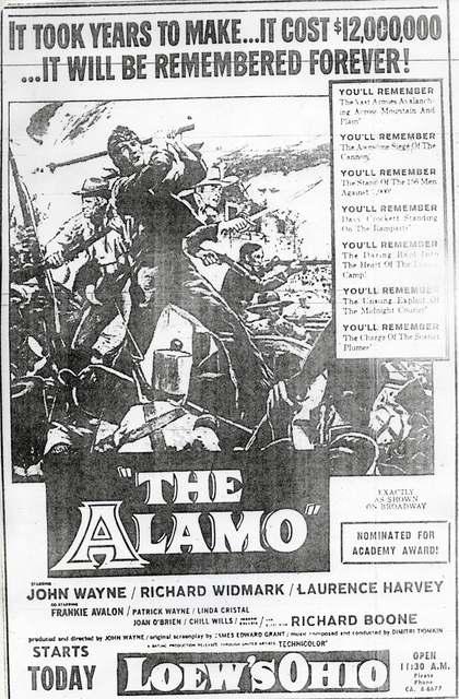 """The Alamo"""