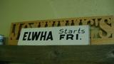 Elwha Theater