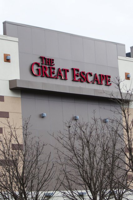Great Escape Harrisburg Mall 14