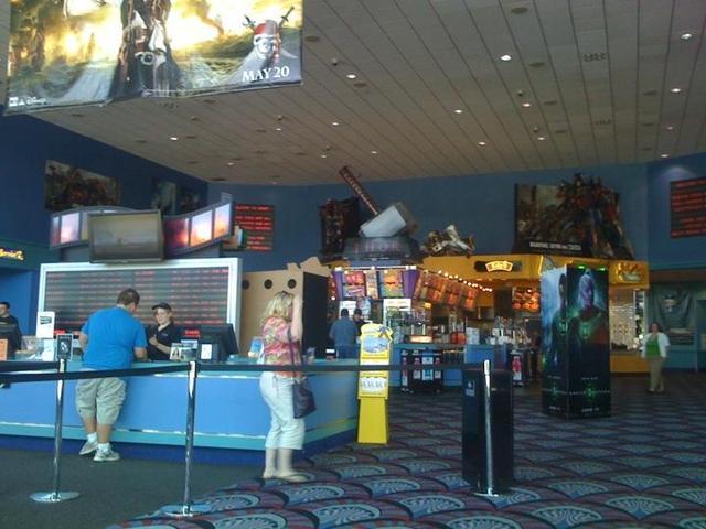 Danbarry Cinema Dayton Ohio 113