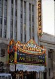 <p>El Capitan Theatre, Hollywood, 1993.</p>