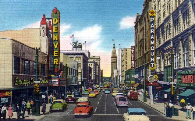 PARAMOUNT Theatre; Denver, Colorado.