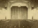 Wichita Theatre, Wichita, Kansas, Proscenium, 1919