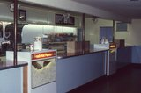 inside of snack bar