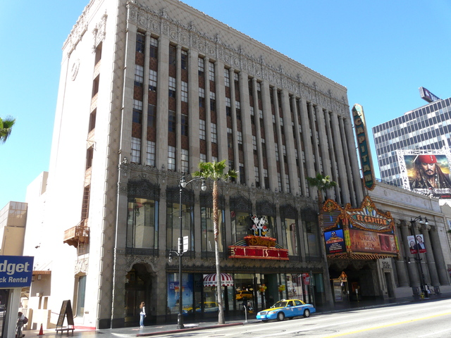 El Capitan Theatre 2011