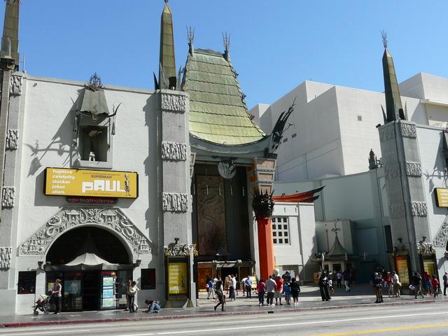Grauman's Chinese Theatre 2011
