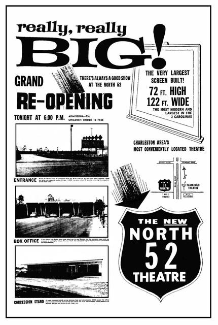 North 52 Drive-In