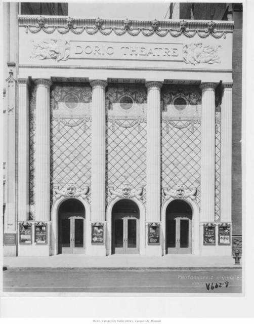 Doric Theater 1918