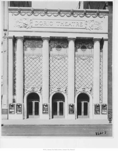 Doric Theater 1918