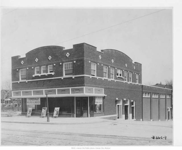 Emerald theater 1915