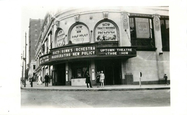 Uptown Theater 1920s