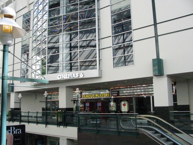 Famous Players Centre Eaton 6