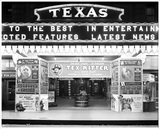 TEXAS Theatre; San Antonio, Texas.