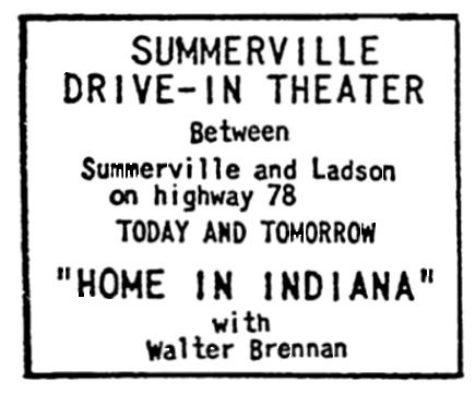 Summerville Drive-In