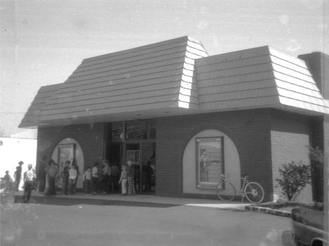 Berkeley Cinema 1974