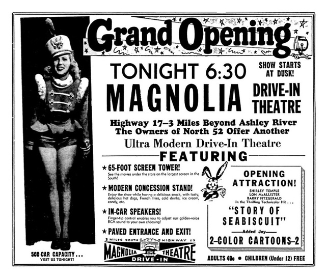 Magnolia Drive-In