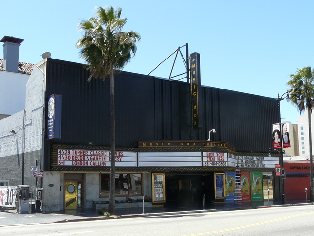Music Box Theatre 2011