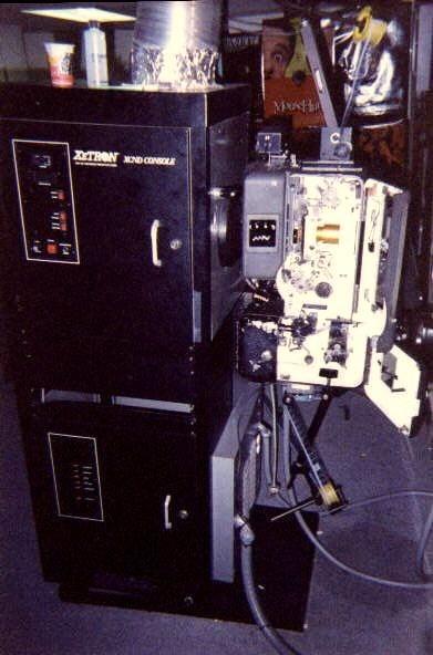 Console screen 1