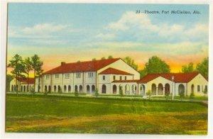 Fort McClellan Theatre