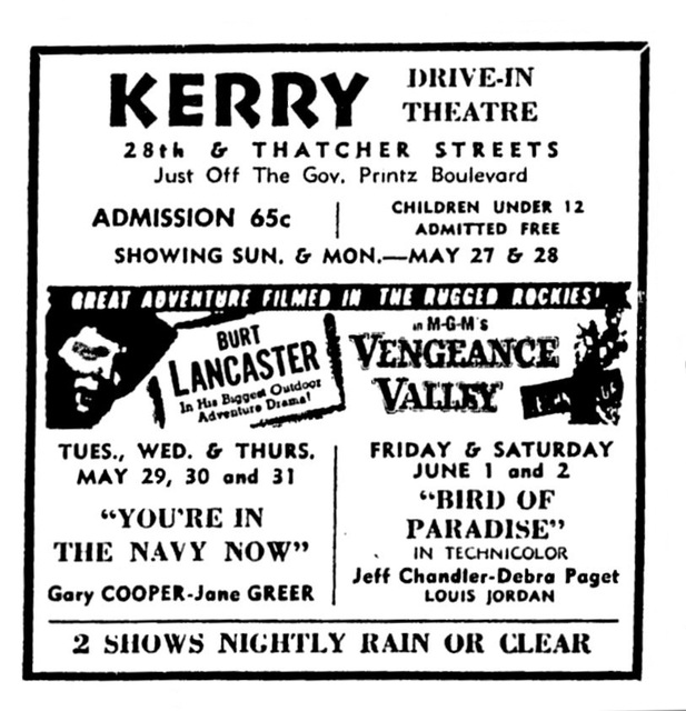 Kerry Drive-In