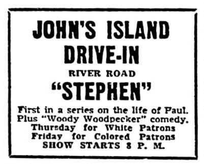 John's Island Drive-In
