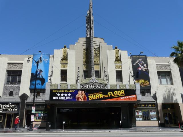 Pantages Theatre 2011