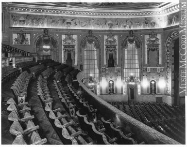 Balcony around 1935