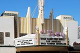 El Rey Theatre marquee