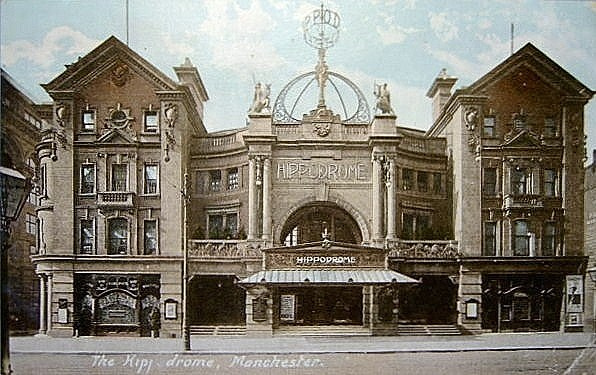 Manchester Hippodrome Theatre